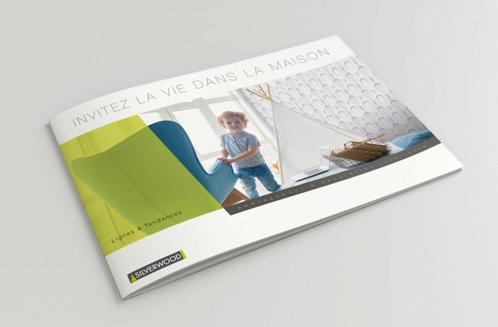couverture silverwood catalogue aménagement intérieur