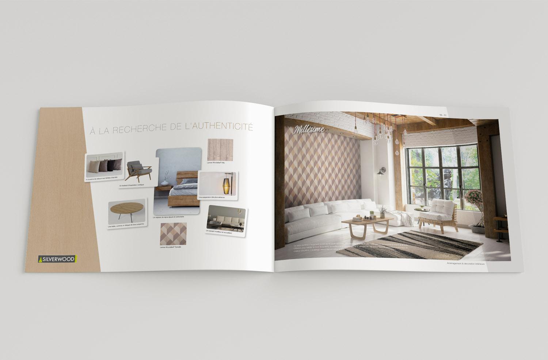 silverwood catalogue aménagement intérieur