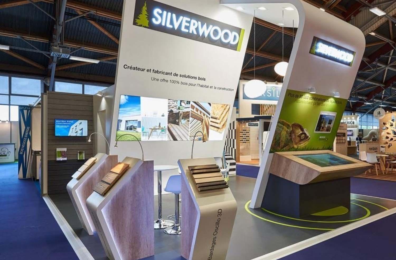 wooddesigner stand CIB 2018
