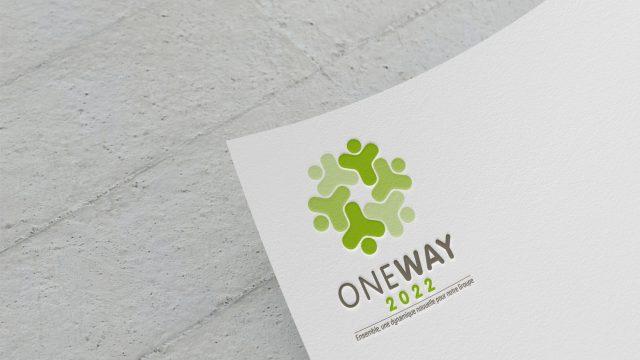 logo isb oneway
