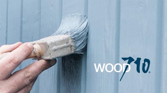 rénovation de bardage avec wood 710
